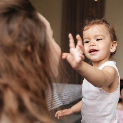Das innere Kind geht für die Heilung in uns